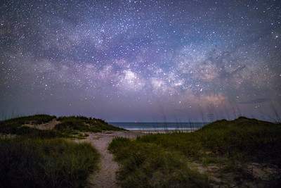 Outer Banks Milky Way