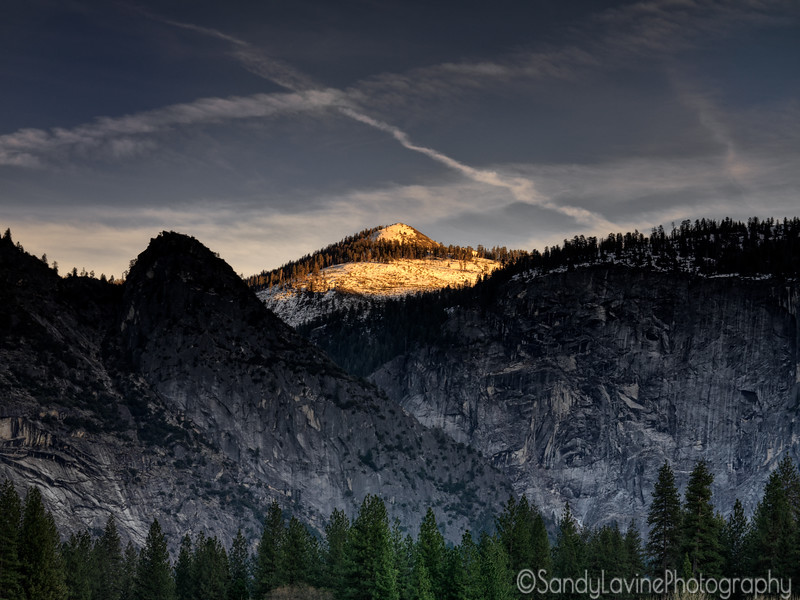 Twilight Peak Yosemite