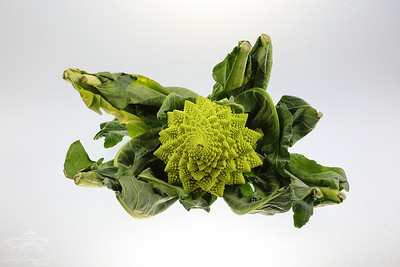 Romanesco broccoli — Pagodakarfiol