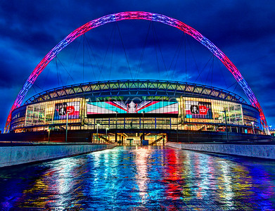 Wembley Stadium: FA Cup Semi Final