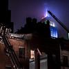 Fire on 28th Street & Lexington Avenue, New York City