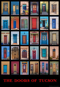 The Doors of Tucson