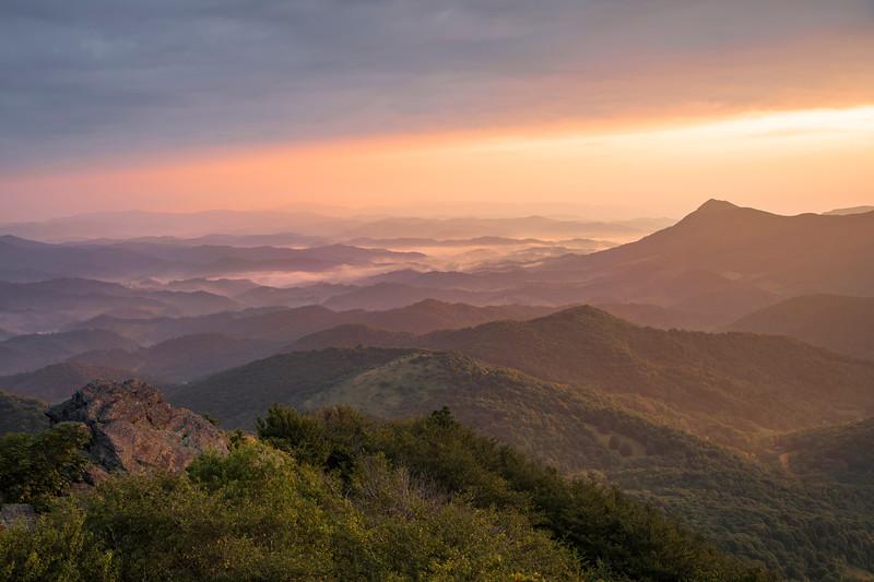 Snake Mountain Sunrise