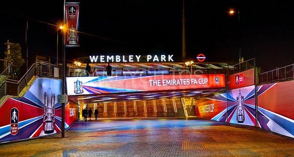 Wembley Park Underground Station