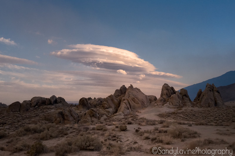 Alabama Hills Morning