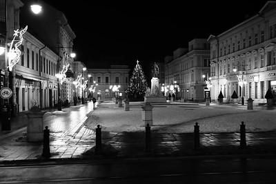 Christmas Lights in Saturday Night — Karácsonyi fények szombat este