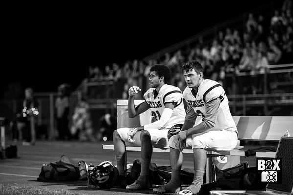 Skyline Grizzlies Hillcrest Knights Varsity Football