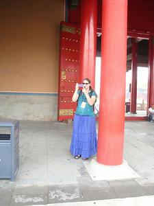 Susanne in the Forbidden City