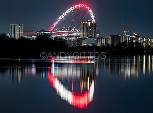 Wembley Reflections