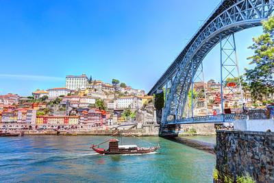 Porto River Boat
