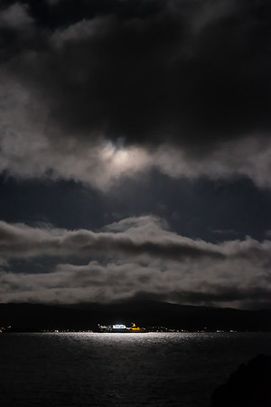 071 Moonlit ferry