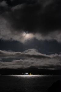 071 Moonlit ferry