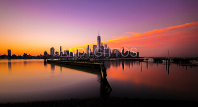 New York City Sunrise