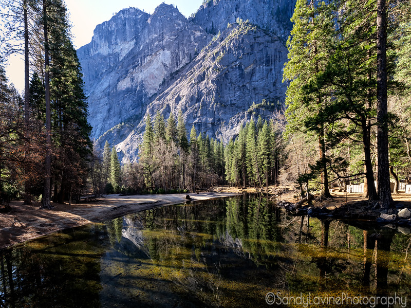 Merced River from Housekeeping Camp2