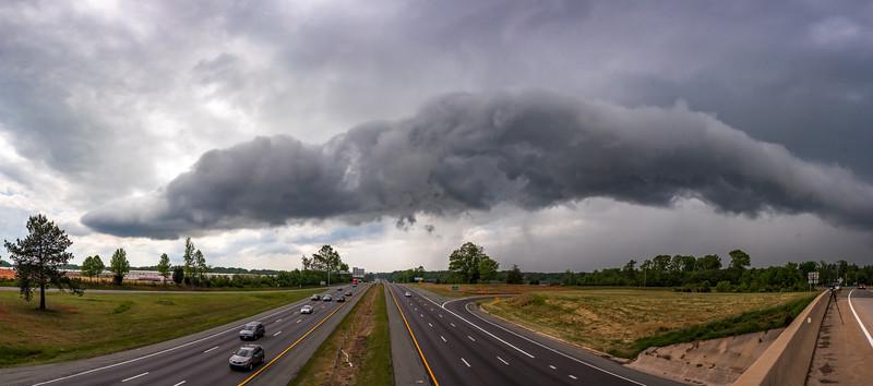 Roll Cloud over I40