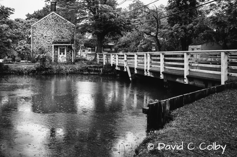 Griggstown Bridge Tender's House, Delaware and Raritan Canal