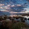 Mono Lake Sunset Aug 2017