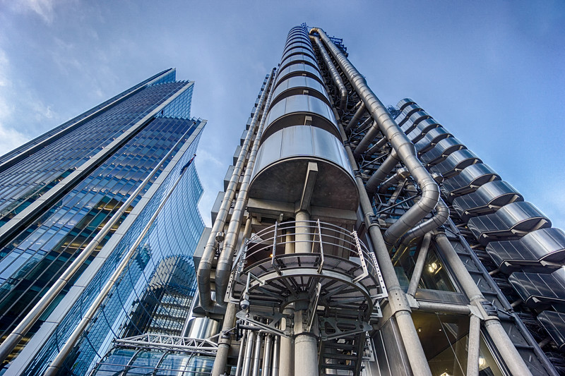 Lloyds Building - London