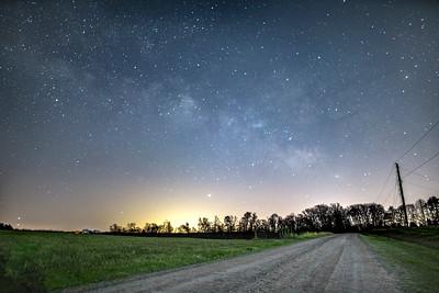 Rockingham County Milkyway