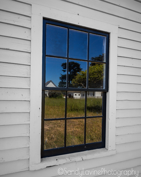 Pierce Point Ranch Window