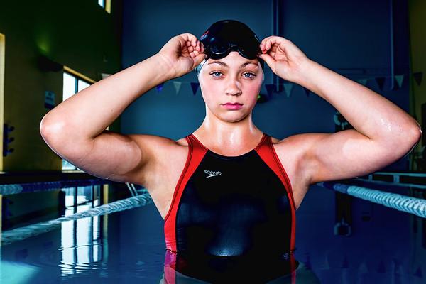 Halle Hess Swim Voltage Aquatics Swim Idaho Falls
