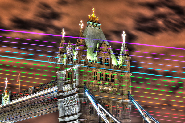 Tower Bridge Lasers