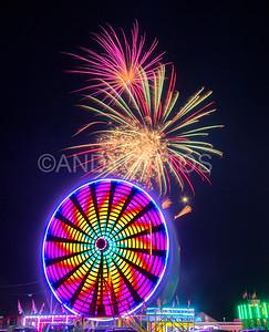 Southampton Fireworks