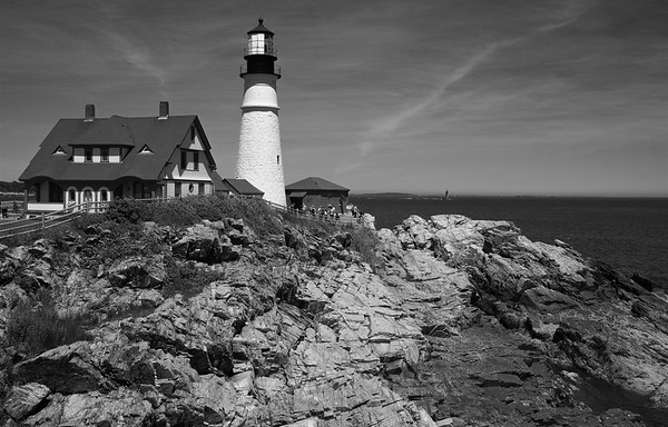 Portland Head Lighthouse, Cape Elizabeth Maine