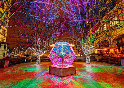 Dazzling Dodecahedron
