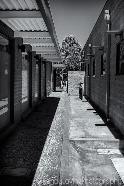 First Street Alley