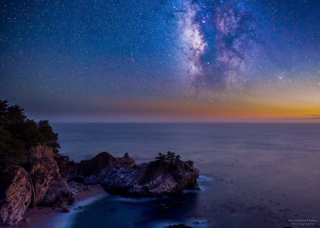 Mcway Falls Milkyway