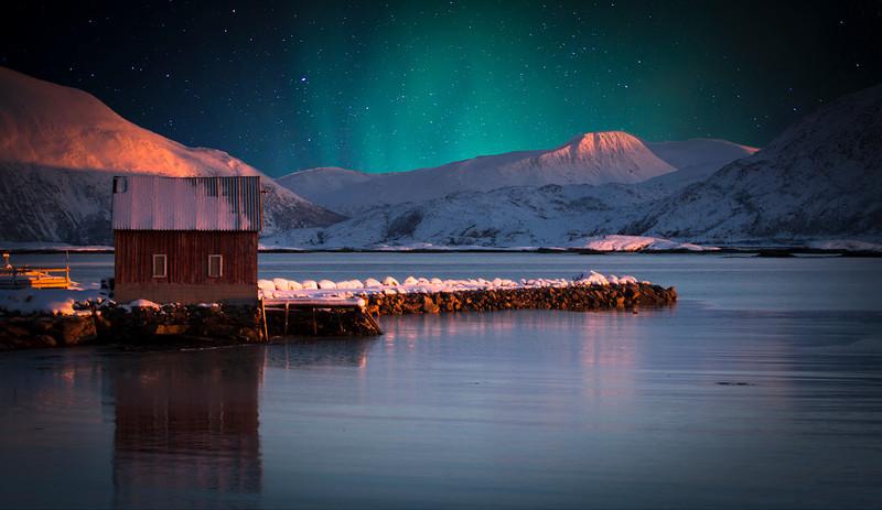 Rorbu Arctic Norway