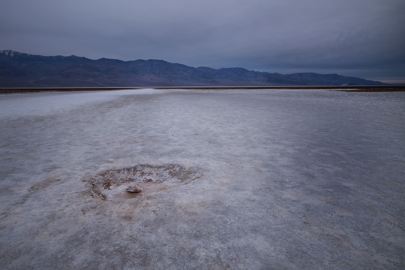 Badwater Morning One