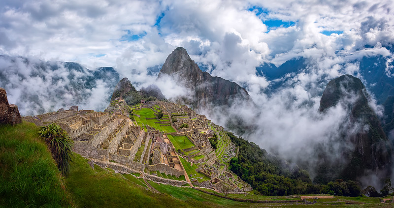 Machu Picchu, Peru (November 2018)