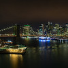 Brooklyn Bridge Panorama, New York (February 2019)
