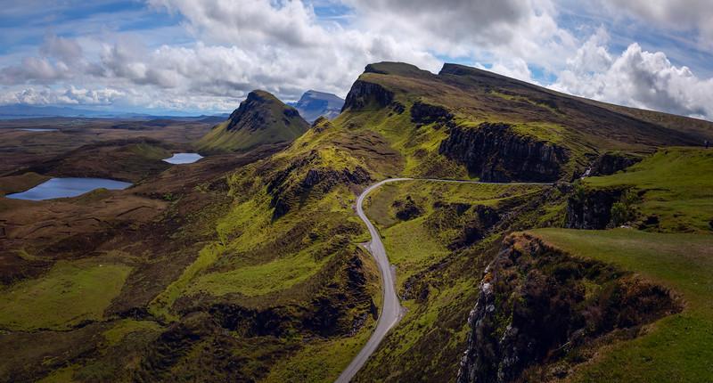 Quiraing, Isle of Skye, Scotland (May 2019)