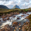 River Sligachan, Isle of Skye, Scotland