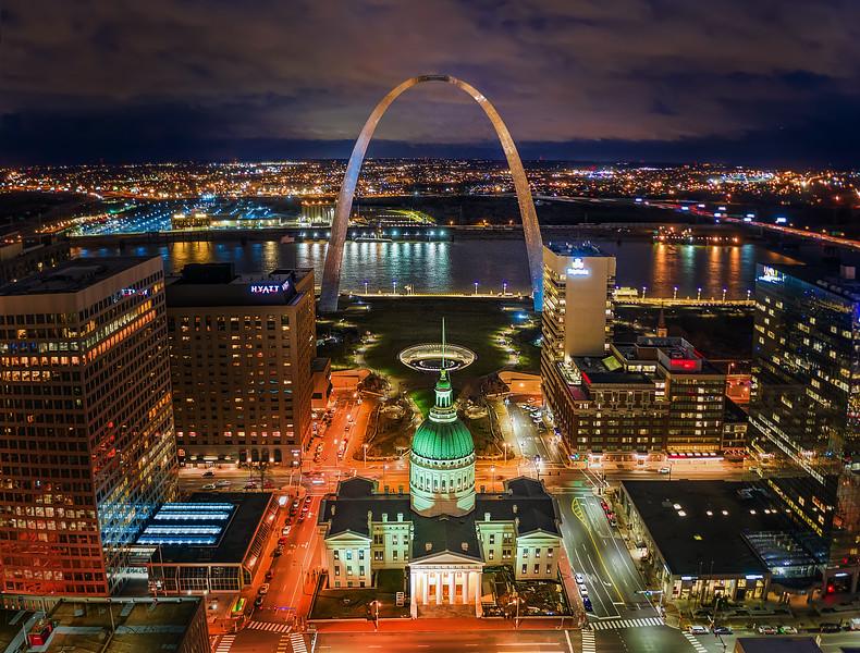 St. Louis, Missouri (December 2018)