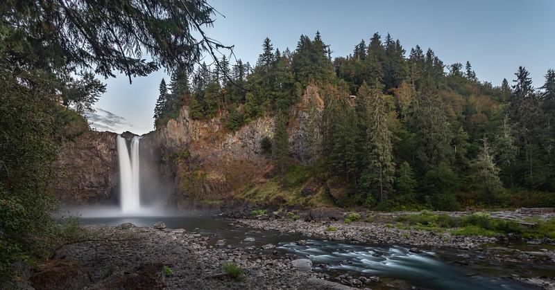 Snoqualmie Falls, Washington (September 2018)