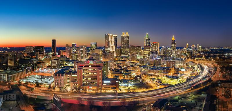 Atlanta, Geogia (January 2019)