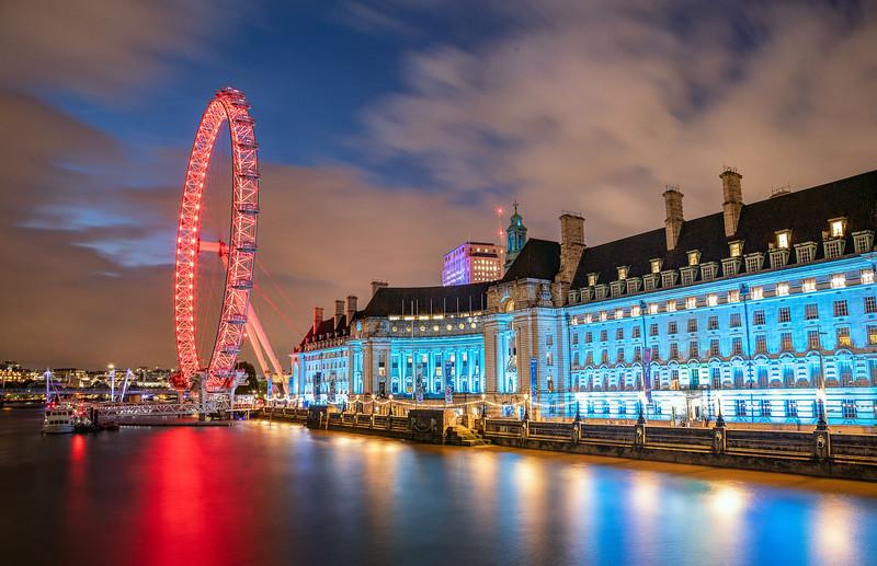 London Eye, London, UK (May 2019)