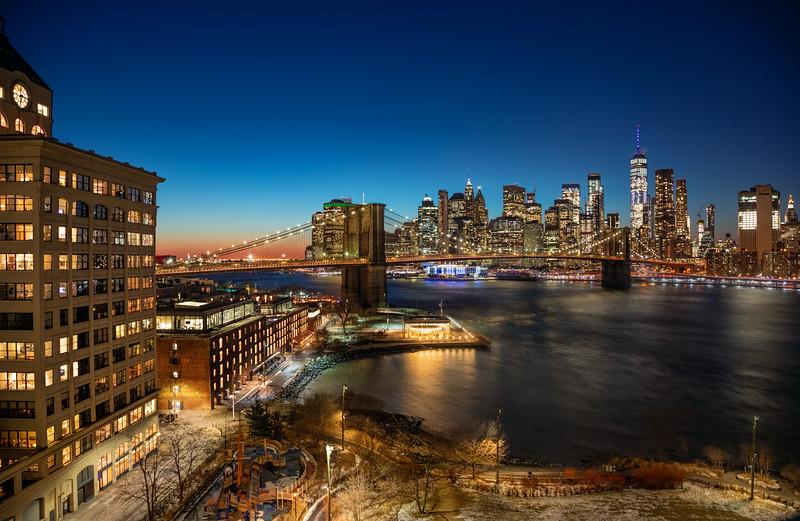 New York, New York (January 2019)