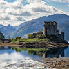Eilean Donan Castle, western highlands, Scotland (May 2019)