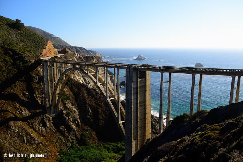 Highway 1, California. September 2014.