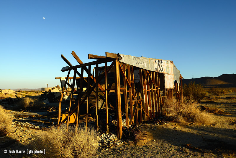 Silver Queen Road, Mojave, California, August 2013.