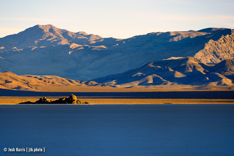 The Racetrack, Death Valley, September 2013.