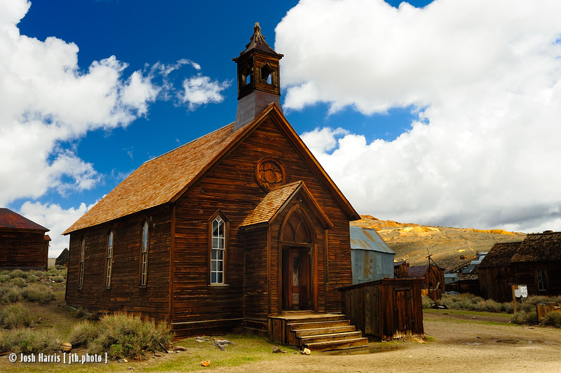 Bodie, California, May 2015.