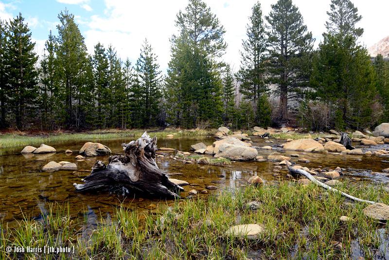 North Lake, Bishop Lakes, California, May 2015.