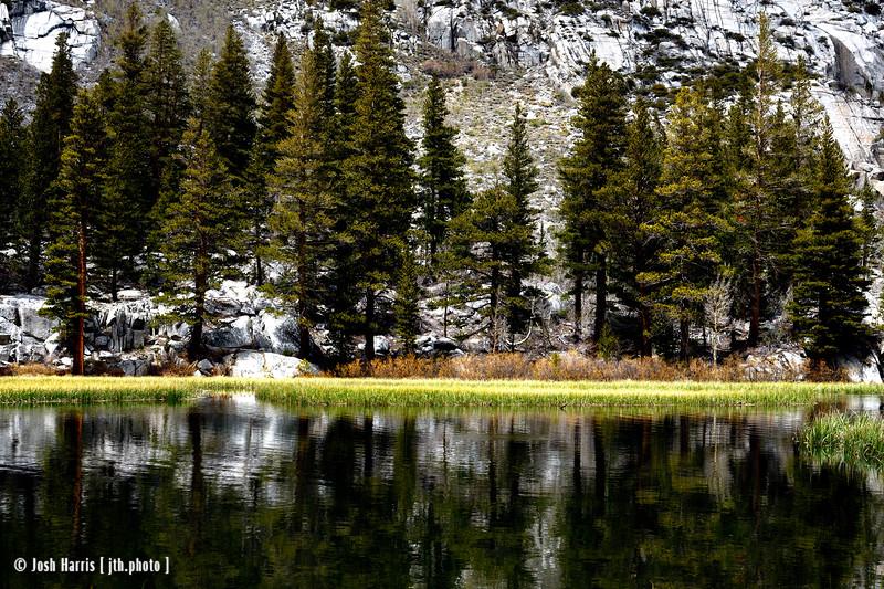 South Lake, Bishop Lakes, California, May 2015.