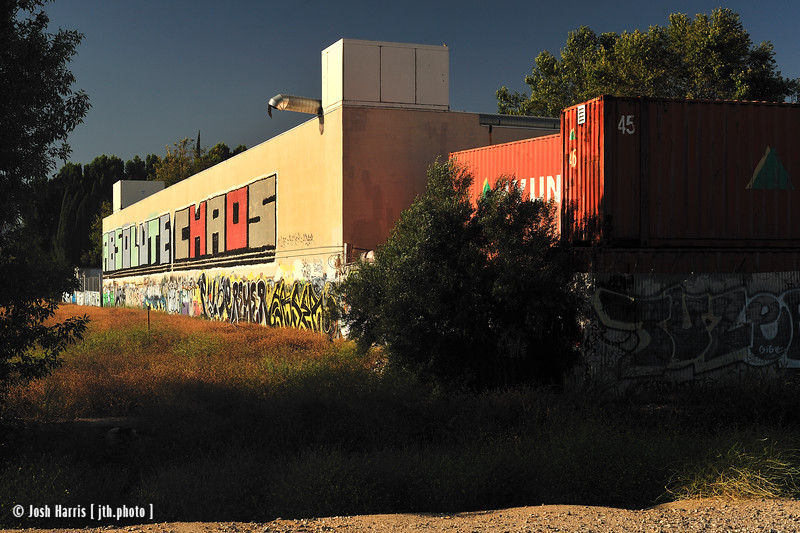 Wilbur Avenue at Rayen Street, Northridge, July 2011.